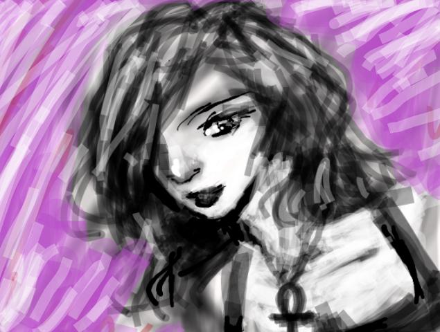 Death Paint Joy sketch