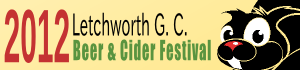 Letchworth Beer Festival 2012