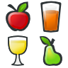 Beer app icon set